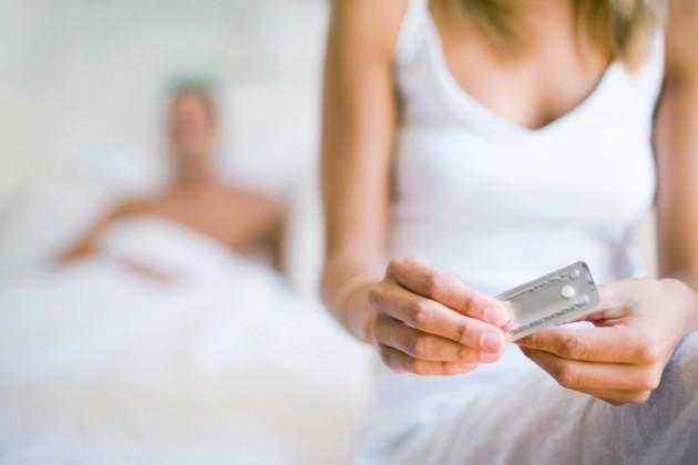 Женская контрацепция