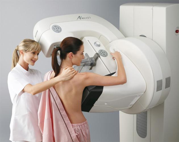Что такое маммография?