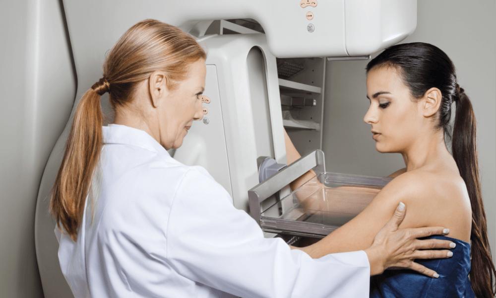 Если результат маммограммы оказался негативным, то больше не о чем беспокоиться.