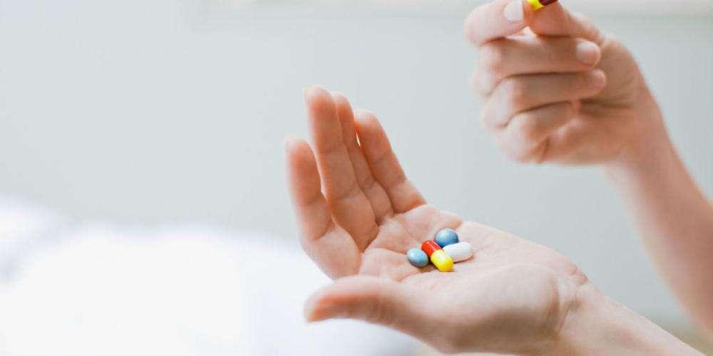 Средства для лечения мастопатии