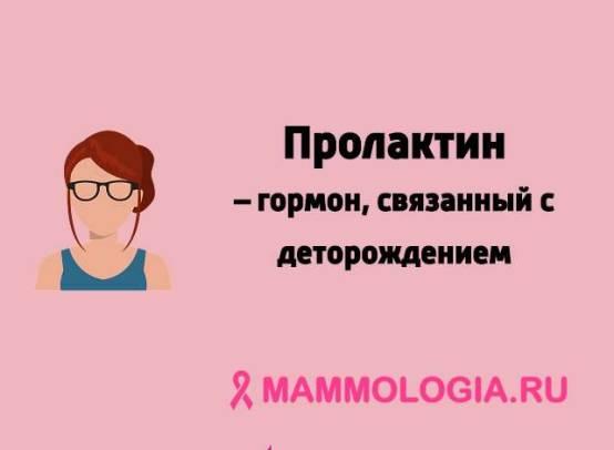 Причины, последствия и способы снижения повышенного уровня горомона пролактина у женщин (гиперпролактинемии)