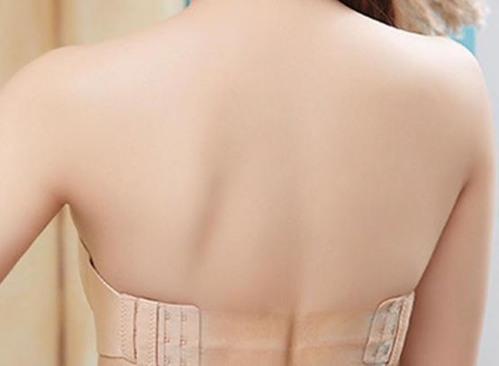 Бюстгальтер с силиконовой спиной и бретелями: особенности, кому подойдет, модели и бренды