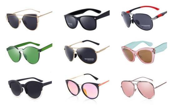Топ-10 стильных и модных женских солнцезащитных очков с Алиэкспресс