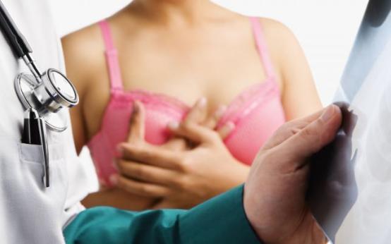 Что такое рак молочной железы?