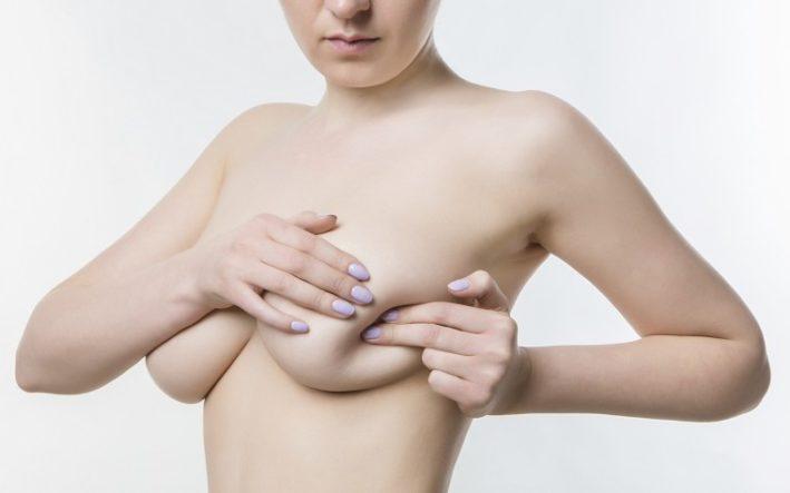 Липома молочный железы