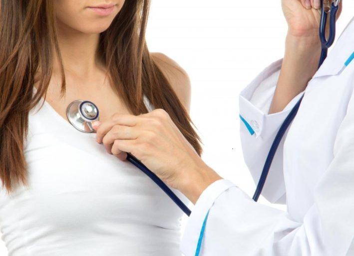 Внутрипротоковая аденома молочной железы