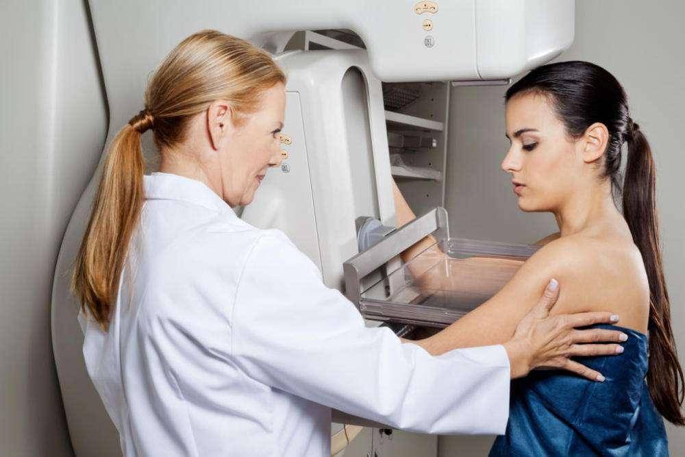 Томосинтез молочных желез