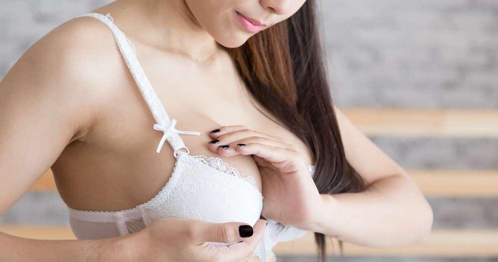 Как меняется грудь при беременности