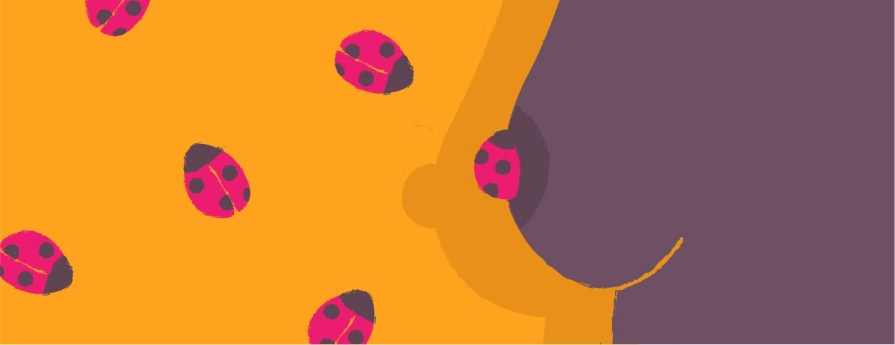 9 особенностей сосков, которые на самом деле абсолютно нормальные