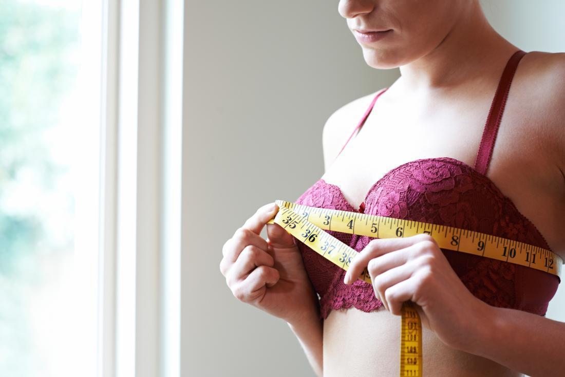 6 вещей, которые могут фактически повлиять на размер груди