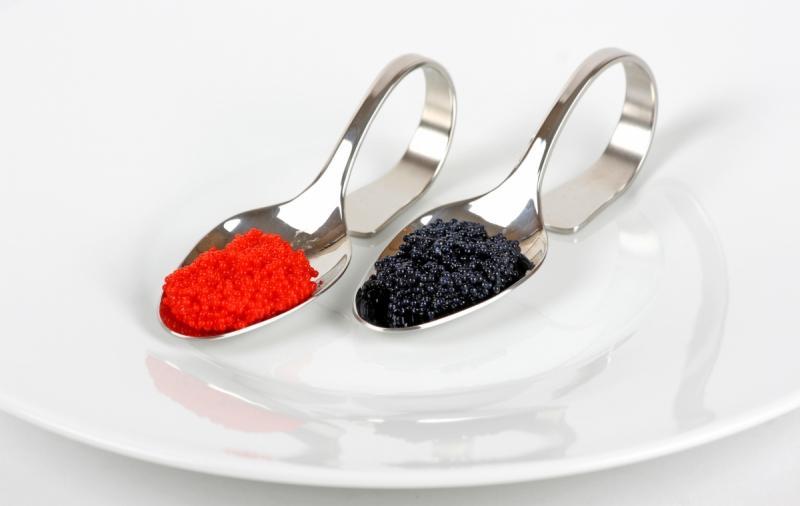 Черная или красная икра?