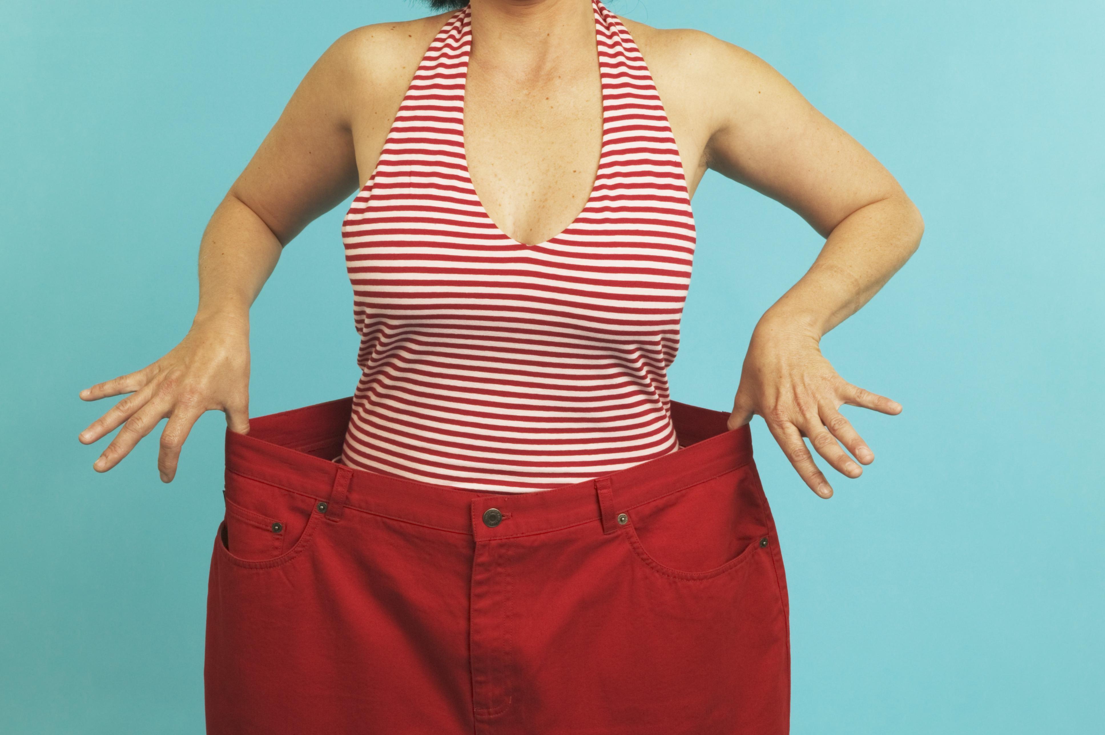 Здоровые методы быстрого похудения