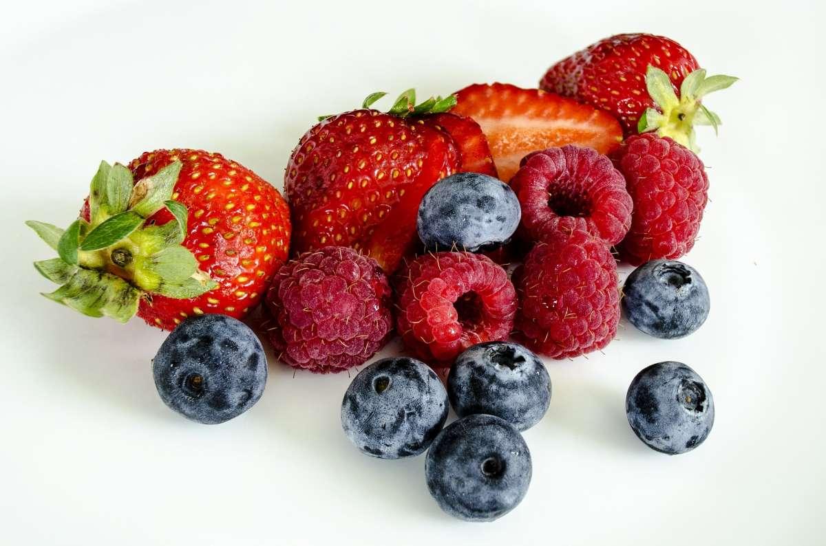 С ягодами