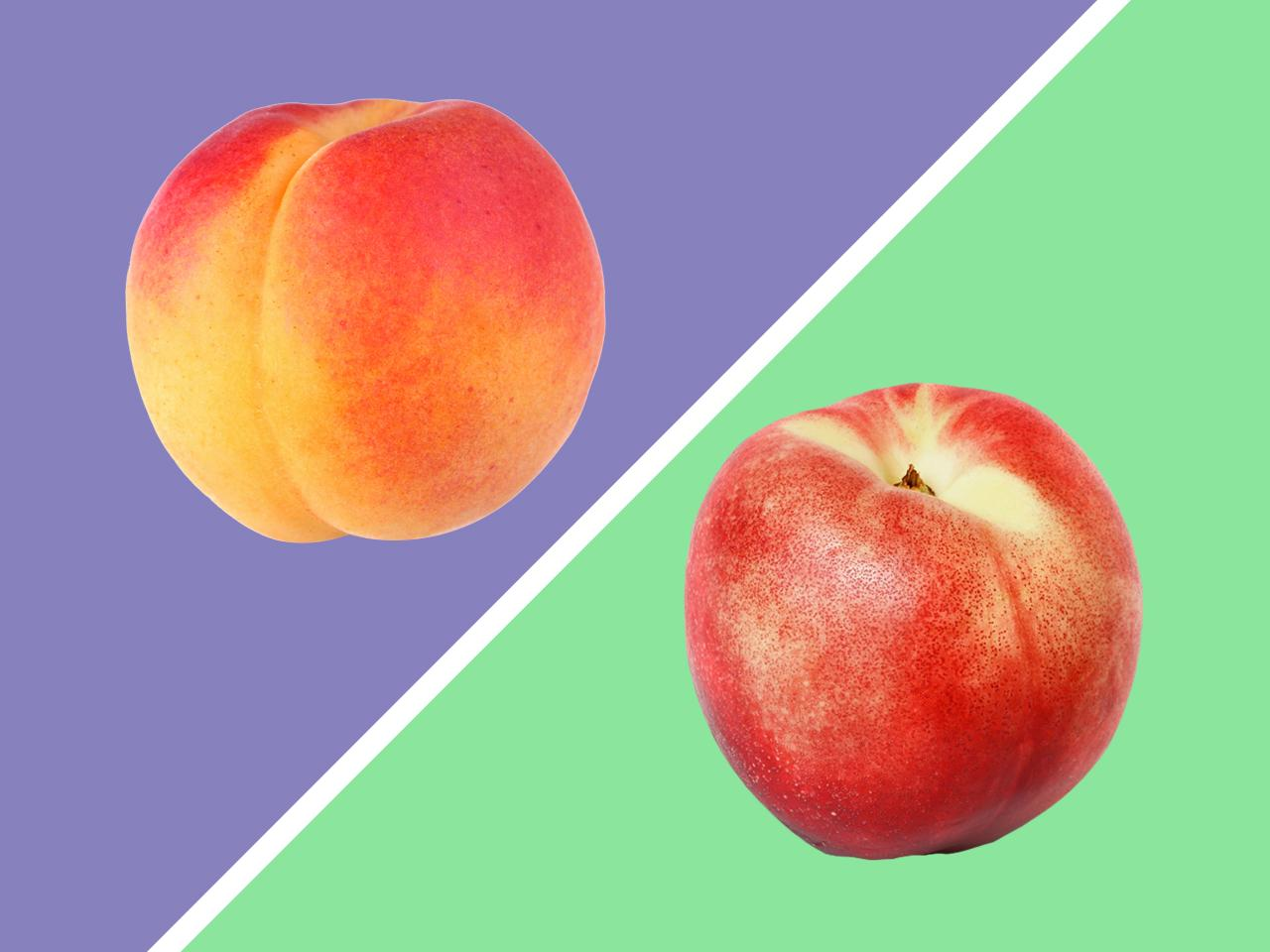 Нектарины и персики – в чем отличие?<