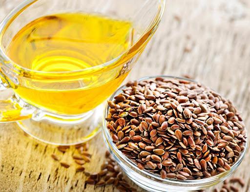 Льняное масло для увеличения груди народными средствами