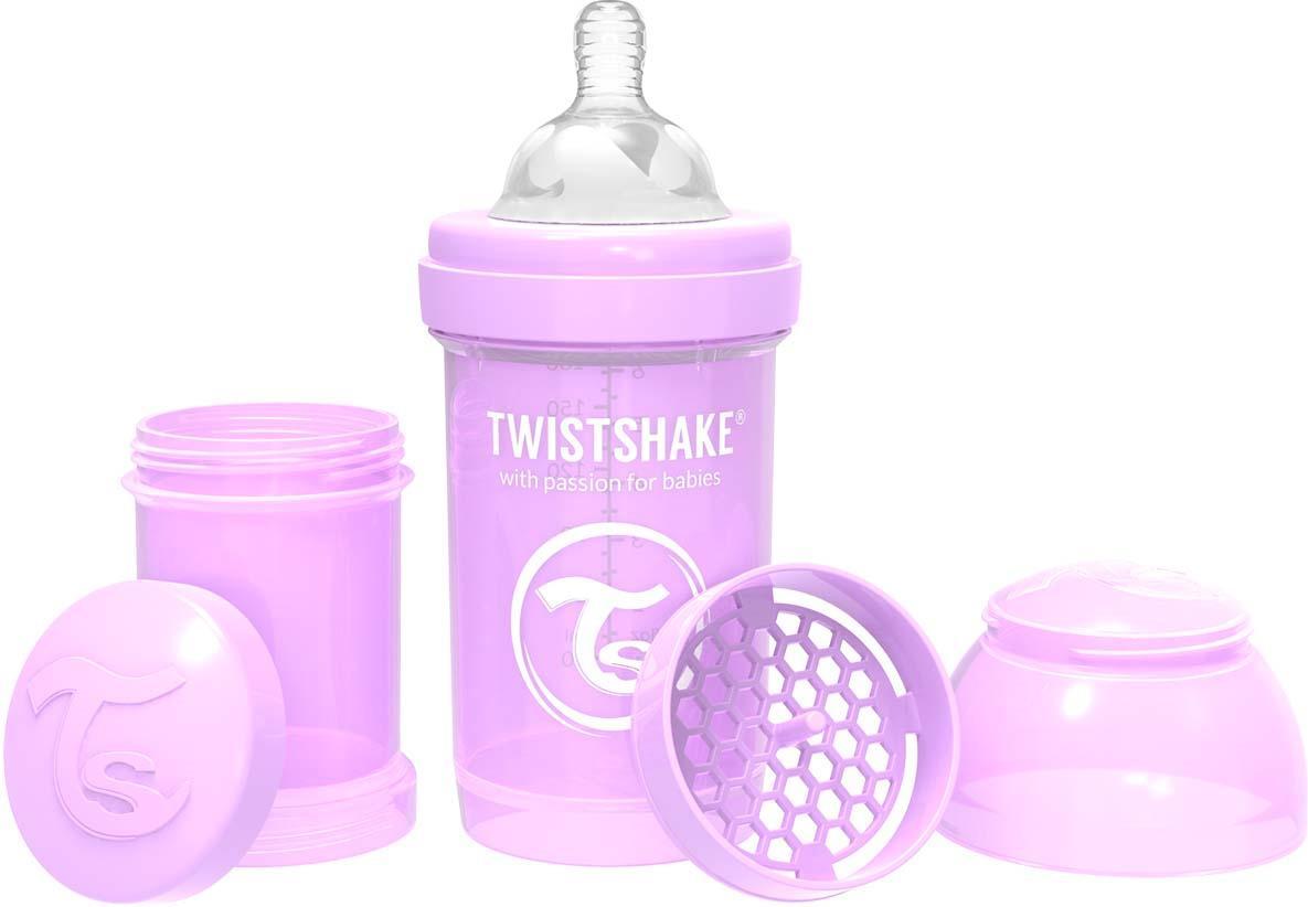 Twistshake антиколиковая с рождения