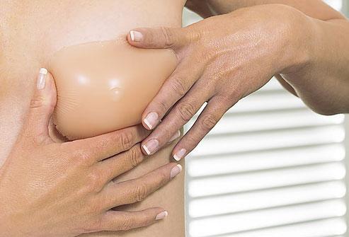 Реконструктивные операции на груди